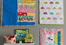 Sewing Room Decor Ideas / by Penny