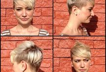 """2013 """"The Year of Short Hair"""" / Bob, Pixie, Chelsea, Page boy, Undercut. Doesn't matter what you choose this is the year to bring your locks up above your shoulders"""