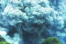 vulcani eruzzione