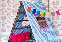 Kids Rooms / by A Pop of Pretty Blog