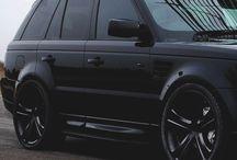 Cars+ / Black on black