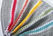 easy crochet blankets for kids