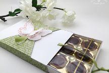 Verpackungsboxen für Süßis