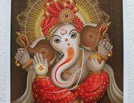 Lord Ganesha...