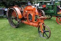 Farme tractor