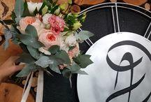 fleurs Audace florale artisant fleuriste designer / fleuriste artisant designer