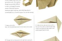 Craft origami