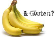 bananas and gluten