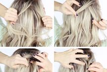 Easy, breezy Hairdos