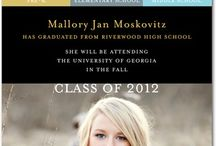 Graduation Ideas / by Angie Shafer-Jarman