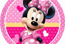 Minnie + Mickey