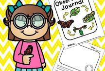 First Grade Ideas for April
