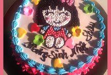 Bánh gato sinh nhật cho bé