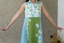 Up Cycled Dresses