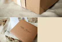 DIY: Packagings creativos / Ideas para personalizar tus paquetes con un toque artesanal.