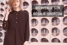 Rosalie-Shop.com / Boutique en ligne de prêt-à-porter, accessoires et maroquinerie pour femme à petit prix. https://rosalie-shop.com