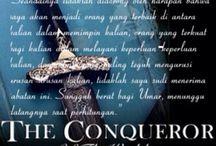 UMAR IBN AL KHATTAB - SAHABAH ROSULULLAH SAW.  The Conqueror of the World