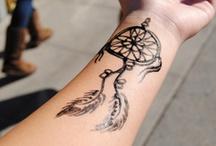 Tattoos / by Da'Tay Harris