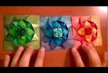 origami tesselation en ....