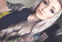 Prosjekter du kan prøve / Ny hårfarge?