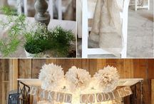 Party Planning - Country Chic