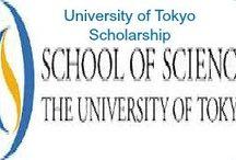 University of Tokyo Scholarship & Other Top Scholarships