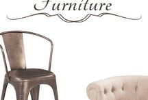 AFW Style / AFW offers the best in-stock selection of traditional, contemporary, modern and rustic furniture for your living room, dining room or bedroom. / by American Furniture Warehouse