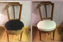 Tapicería de silla