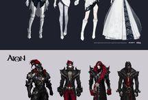 character concept_3d