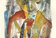 Henry Miller / Artist