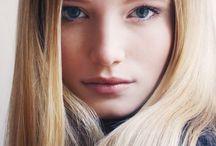 blonde hair blue eyes 小説のモデル探し / 小説のモデル探し