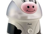 Children's Humidifier / Humidifiers designed with children in mind.