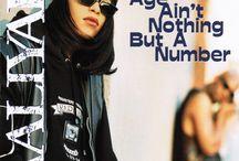 90's R&B Album Covers
