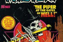 Horror & Occult Aesthetic (Movies, Comics, etc.)