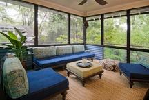 Porch/ Sun room