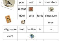 Lecture - decodage sons, syllabes, mots, phrases