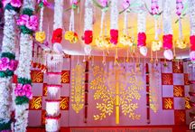 Garlands & Designs from the House of Marriage Colours
