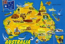Australia. Home &  Places Visited / Australia. Home &  Places Visited