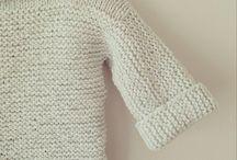 Guttestrikk/knitting / Strikk til Noah