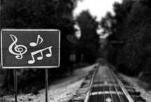 la musique...