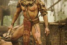 Warrior primitive