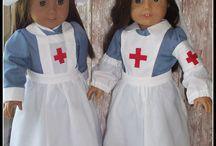 Infermiere doll