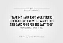 •lyrics• / Nice songs lyrics