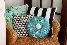 Pillows / by Debbie Hill Titus