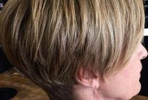 mom's hair