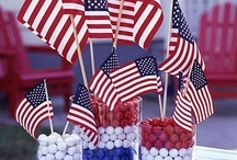 Memorial Day Entertaining Ideas / Memorial Day decorating ideas, entertaining ideas and recipes to celebrate this Holiday. / by Laura Trevey