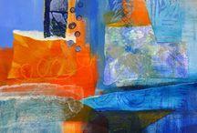 Abstrakt Kunst  / Art
