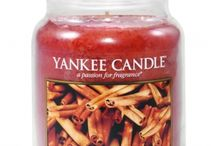 ✨Yankee Candles✨ / Anything that smells of cinnamon needs to be in my life, or that sort of scent.