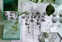 DIY med planter og blomster / DIY botanik