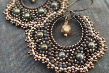 bijoux et perles